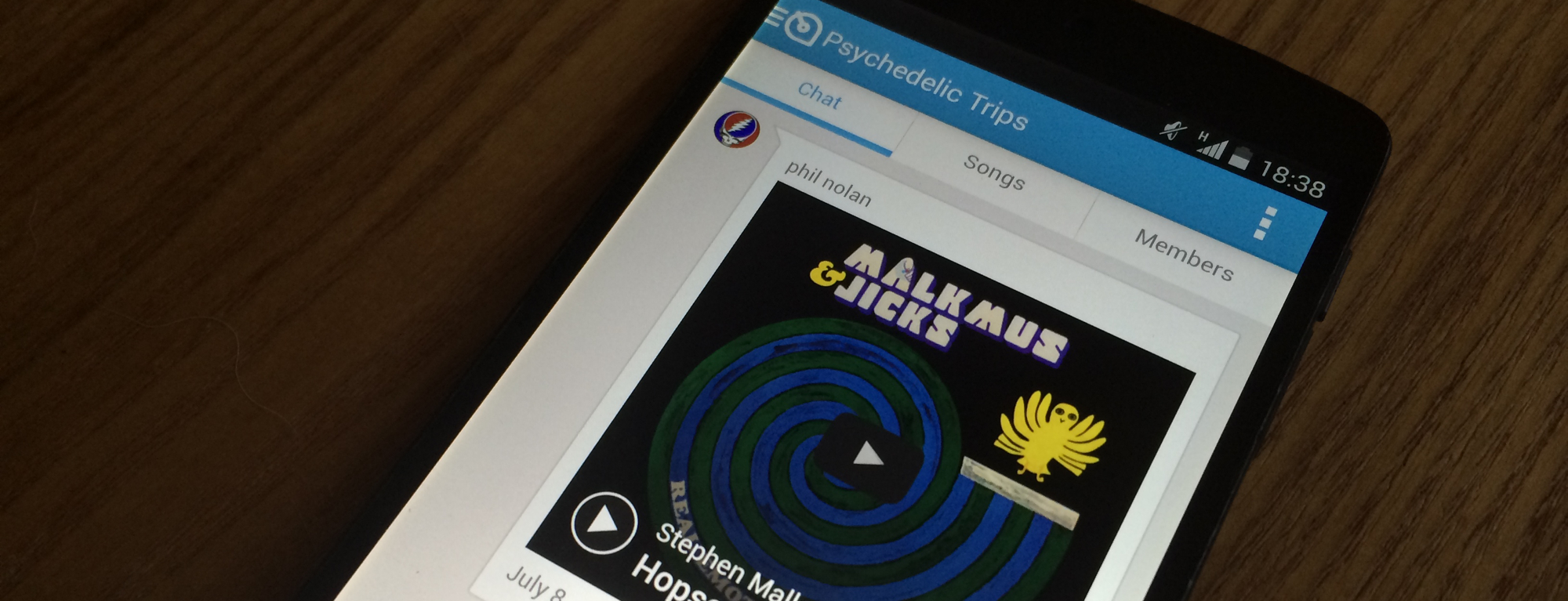 Soundwave Evolves Into Music-Focused Group Messaging
