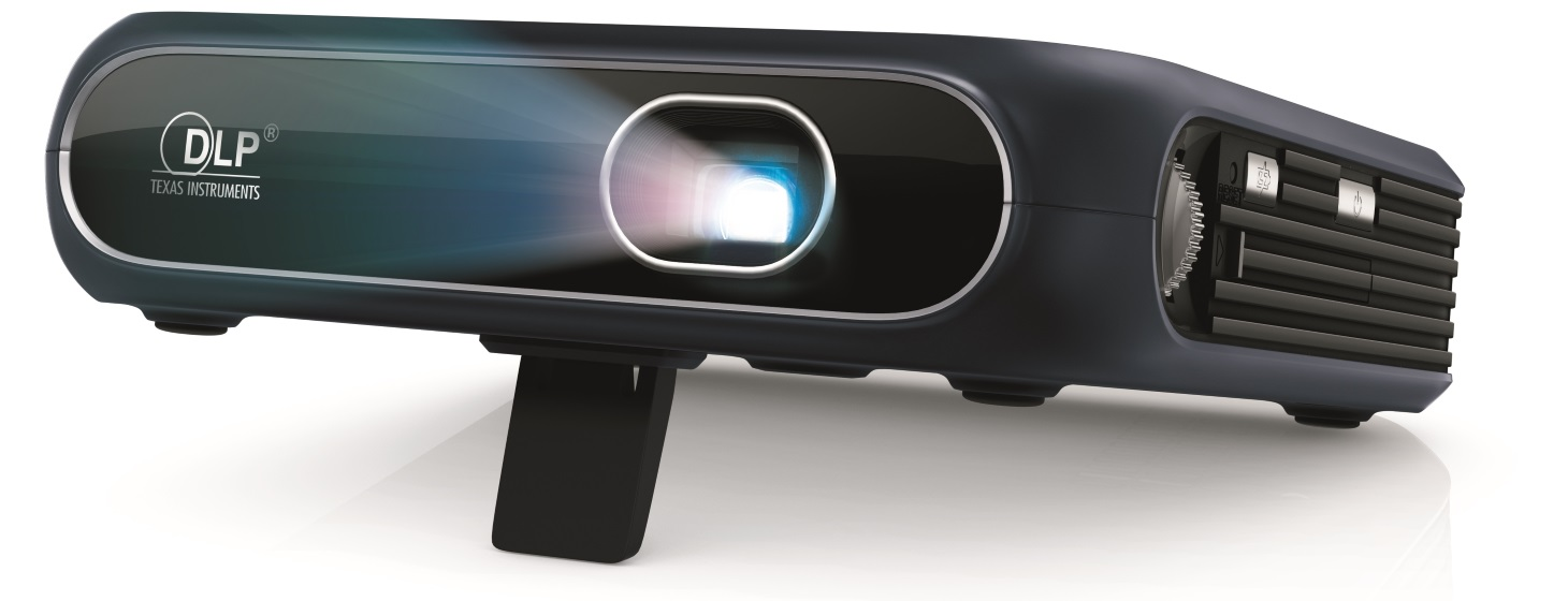 Sprint launches portable projector that cleverly doubles as a Wi-Fi hotspot