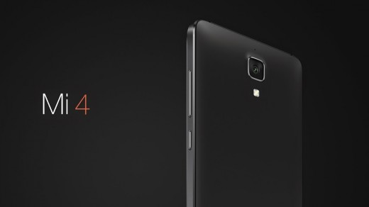 X4.002 520x292 Xiaomi unveils its new flagship smartphone, the Mi 4, with a metal frame