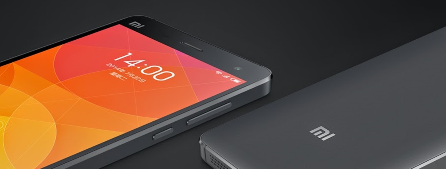 Xiaomi Unveils The Mi 4, Its New Flagship Smartphone
