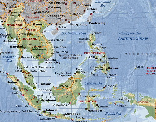 asean map Southeast Asia has never had so many VC funds. Heres why thats important.