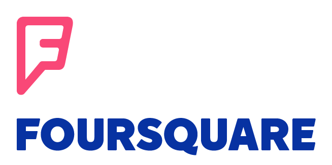 blog foursquarelogo Foursquare reveals a new logo and previews its overhauled discovery app