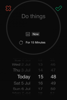 c2 220x330 Tinker is a beautifully simple to do list app for iPhone