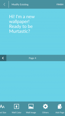 create your own android live wallpapers with murtastic