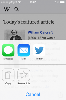 d6 220x330 Wikipedia goes fully native on iOS and now lets you edit articles too