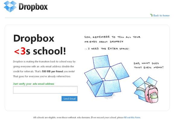 dropbox for uni 21 of the best B2B growth tactics to test