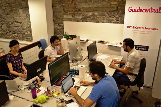 dublin guidecentral01 520x345 Why Ireland is becoming a major destination for European startup founders