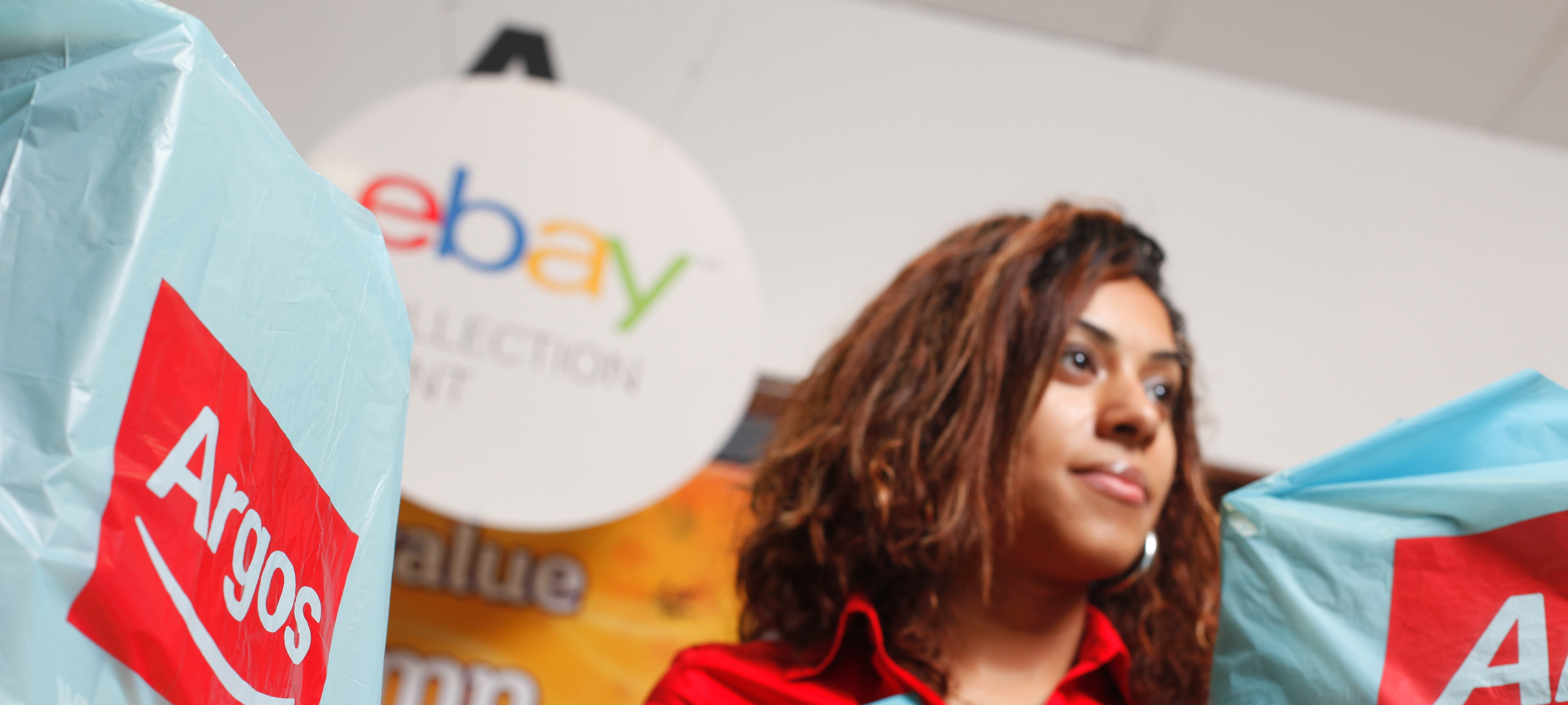 eBay Expands Click-and-Collect Argos Partnership