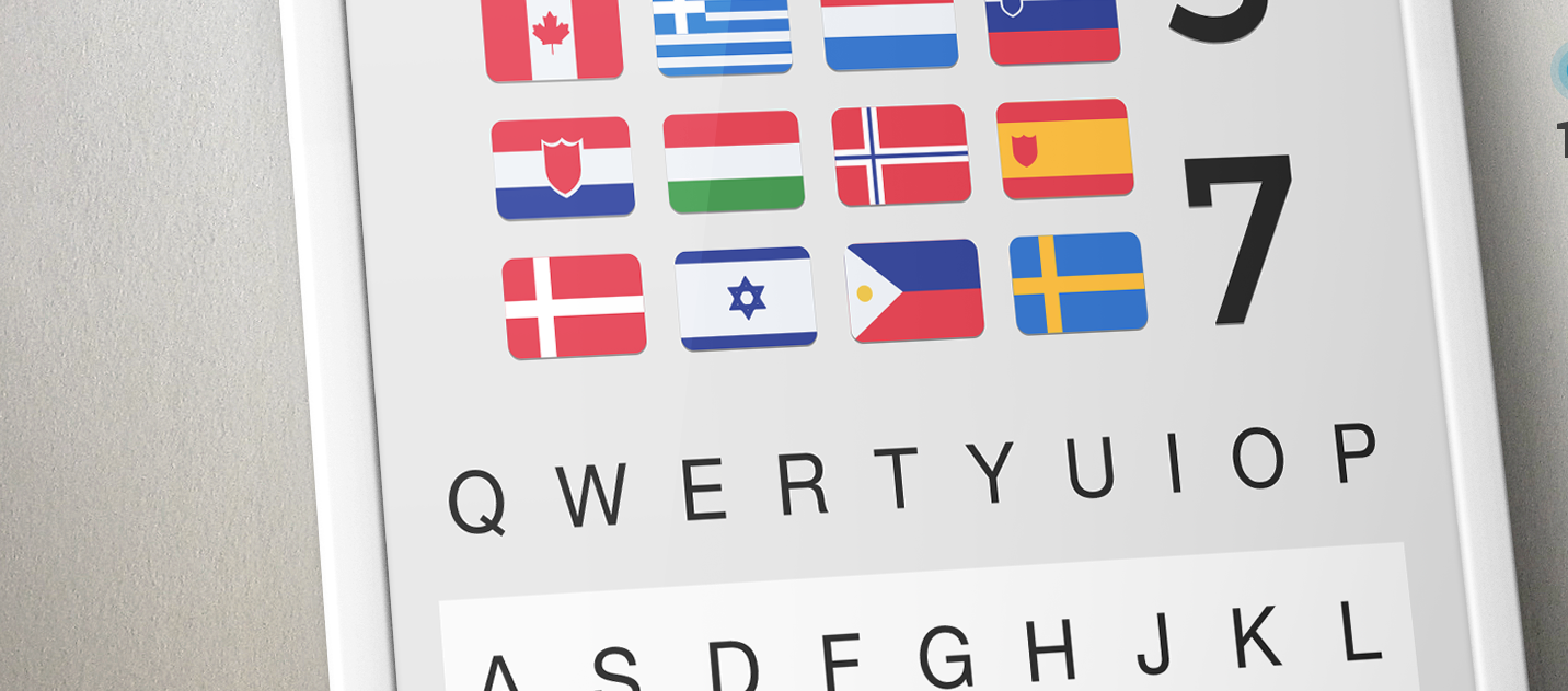 Fleksy Adds 17 New Languages to its Android Keyboard App