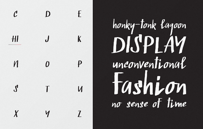 finlek The most beautiful typefaces from June 2014