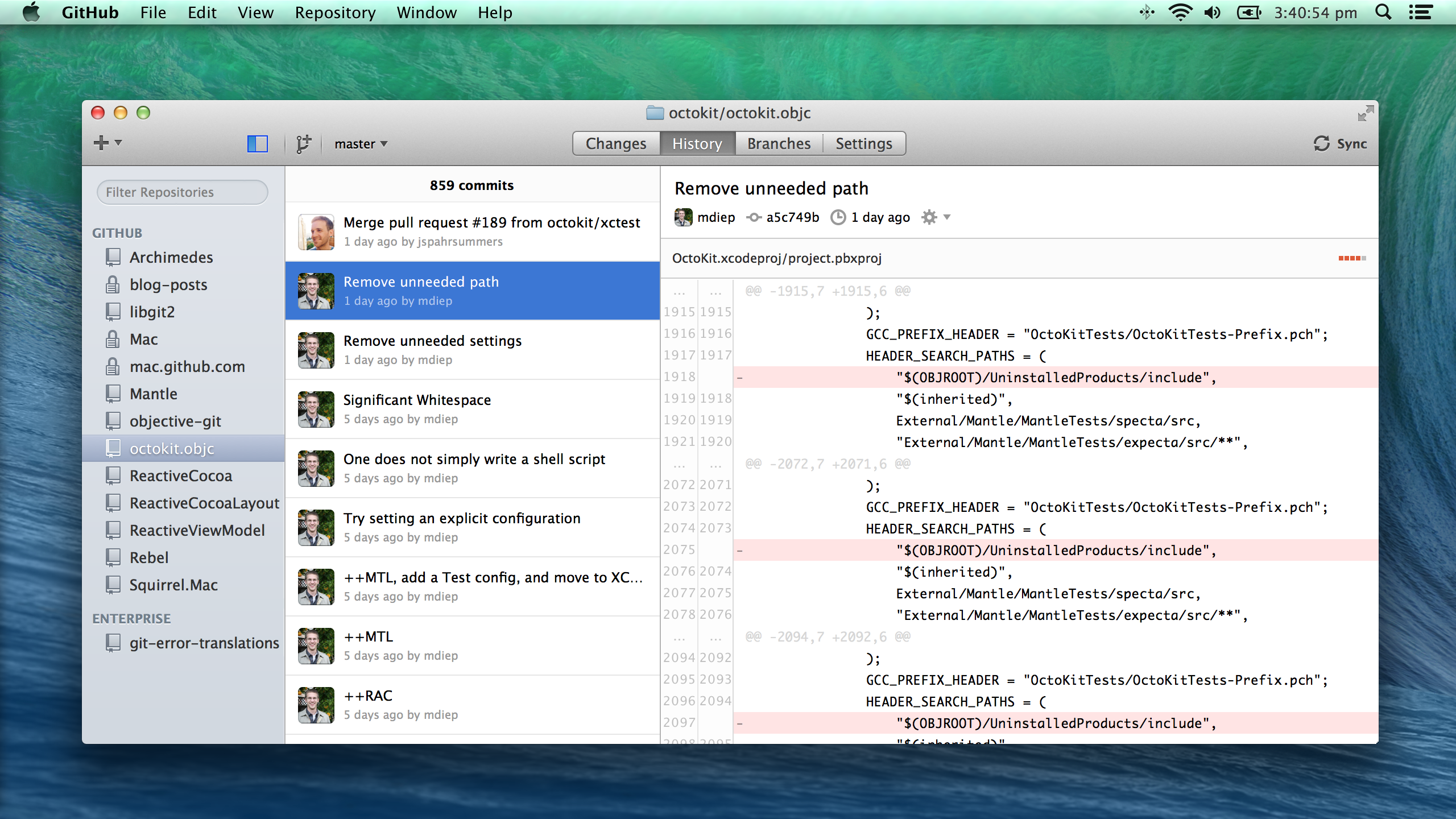 GitHub for Mac Gets Simpler & Faster