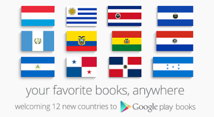 google books flags June in Latin America: All the tech news you shouldnt miss