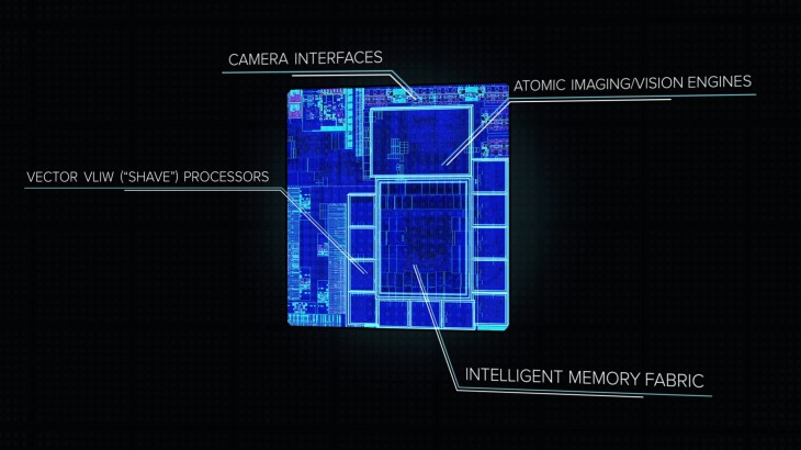 myriad 2 730x410 Project Tango partner Movidius announces the second generation of its vision processor