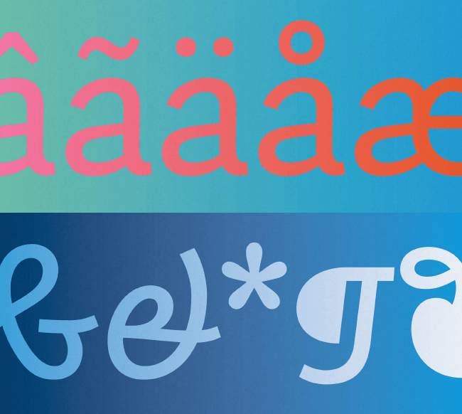 quire sans The most beautiful typefaces from June 2014