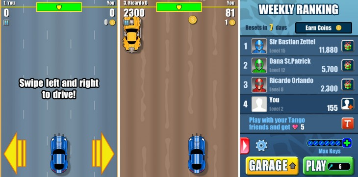 road riot 730x361 Tango launches a $25m fund for mobile games as it looks to win the US chat app race