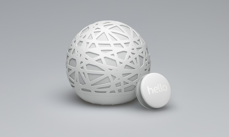 sense withpill e1406093536184 730x436 Sense is a bedside gadget for monitoring and improving your sleep