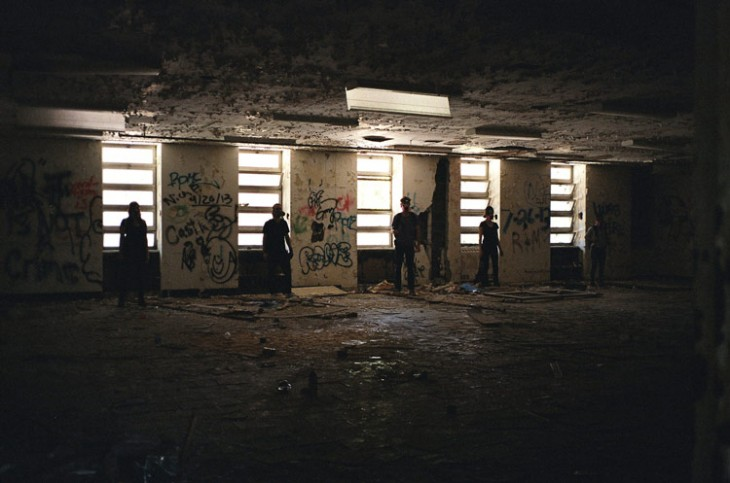 static.squarespace 12 730x483 Film vs. digital: Exploring the balance in an abandoned asylum