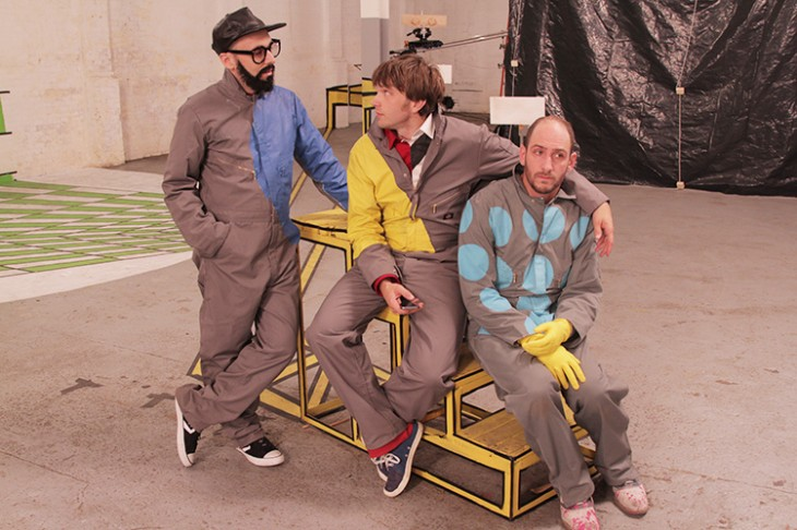 static.squarespace 4 730x486 The making of a viral video: OK Go takes us behind the wall