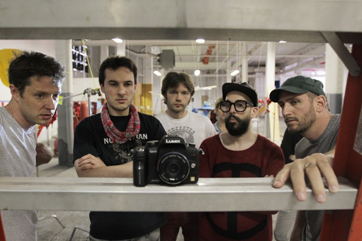 static.squarespace 7 730x486 The making of a viral video: OK Go takes us behind the wall