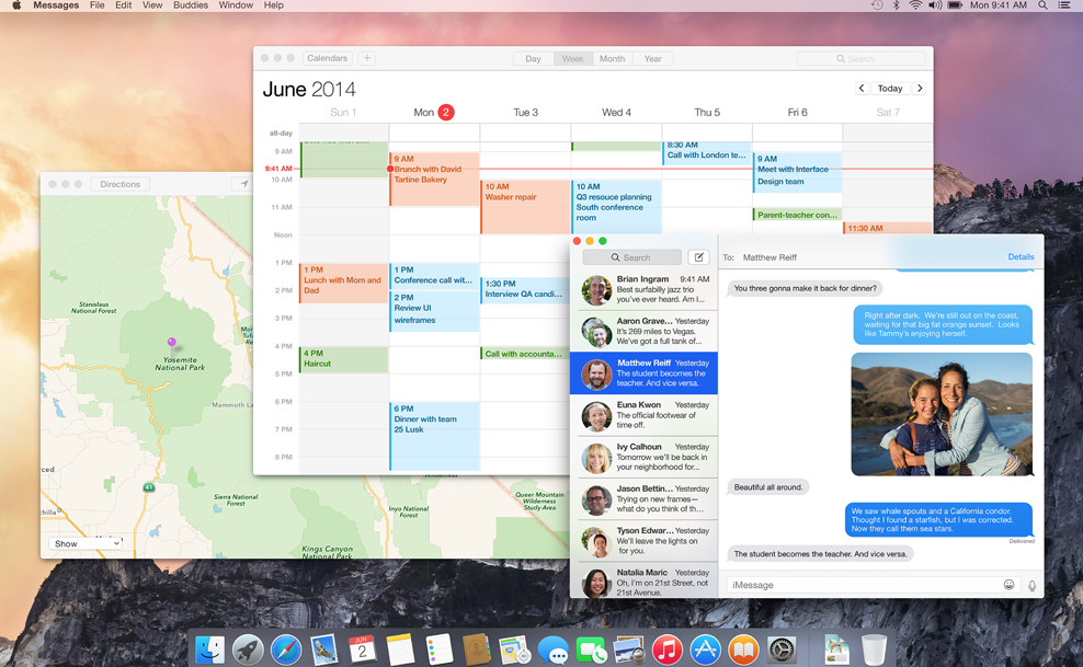 Apple Opens Up the Public Beta for OS X Yosemite