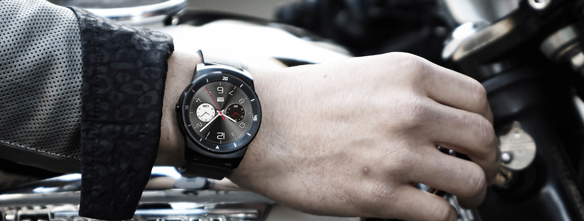 LG Unveils New Smartwatch with a Circular Clock Face