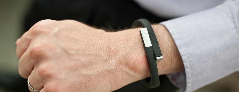 US-IT-INTERNET-HEALTH-JAWBONE
