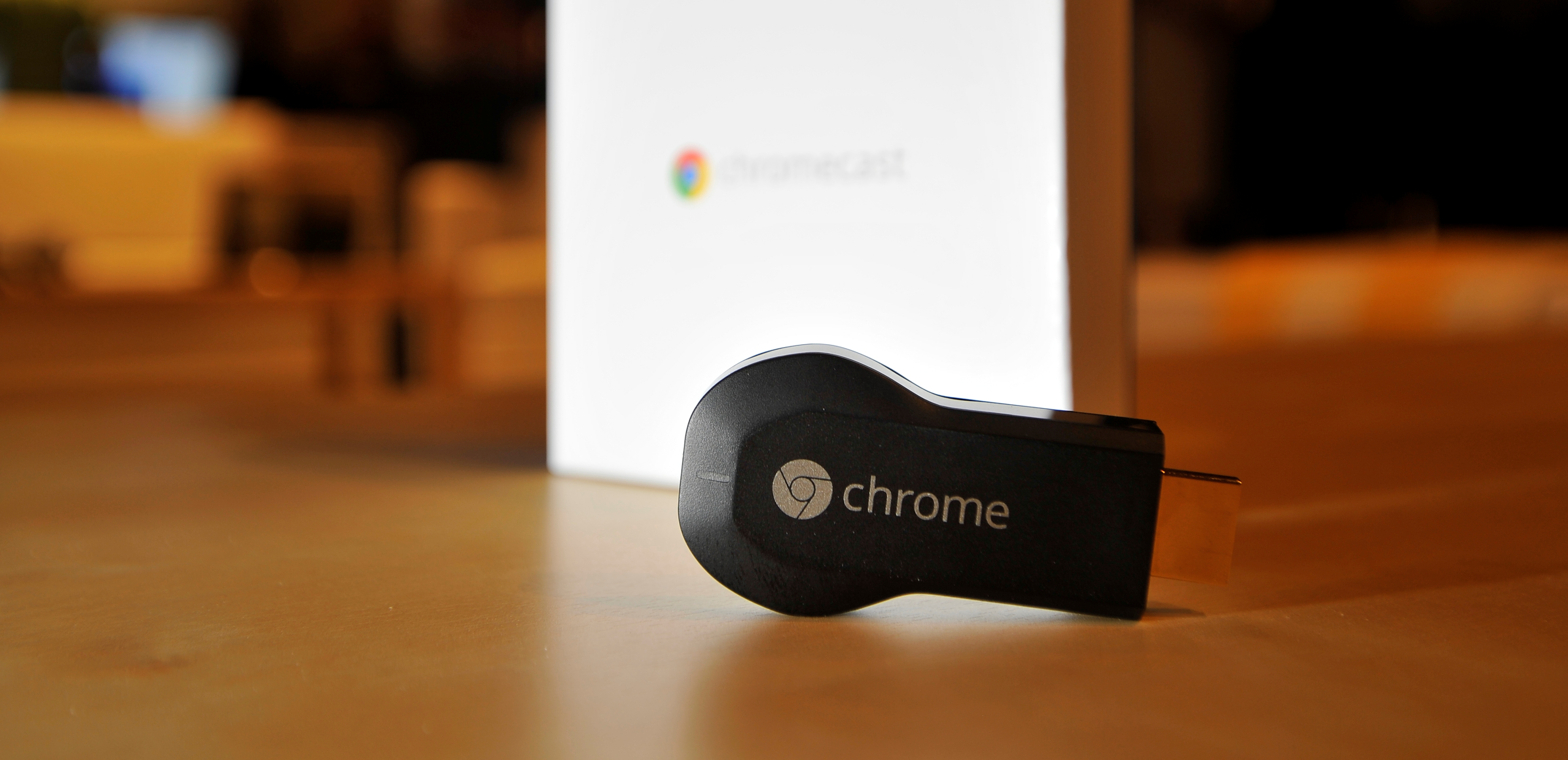 Google Chromecast Gets Multiplayer Gaming
