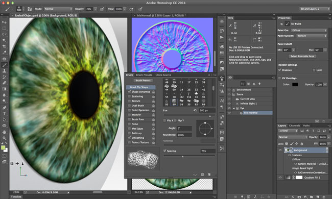 3DPaintingUpdate01aLarge Adobe builds out Photoshop 3D printing prowess