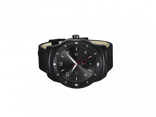 53 520x390 LGs new G Watch R is a stylish looking smartwatch with a 1.3 inch circular screen