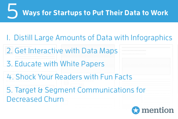 5tips Data marketing 101: How startups can put their data to work