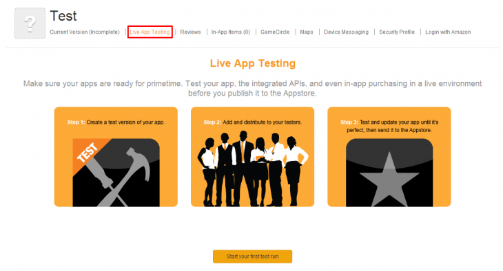 6 730x394 Amazon launches Live App Testing, a developer tool for distributing Android and Fire apps to select testers