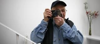 Magnum US photographer Bruce Davidson po
