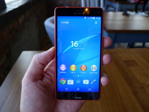 Compact4 520x390 Sonys Xperia Z3 Compact is a smaller Android smartphone with top tier specs