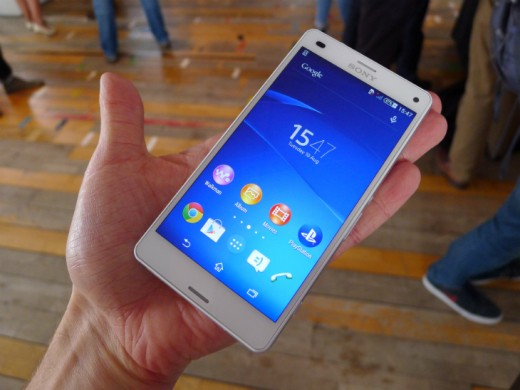 Compact6 520x390 Sonys Xperia Z3 Compact is a smaller Android smartphone with top tier specs