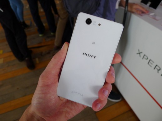 Compact8 520x390 Sonys Xperia Z3 Compact is a smaller Android smartphone with top tier specs