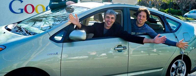 Google-autonomous-self-driving-car-Larry-Page-Eric-Schmidt-Sergey-Brin
