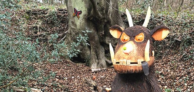 The Gruffalo Gets an App on iOS