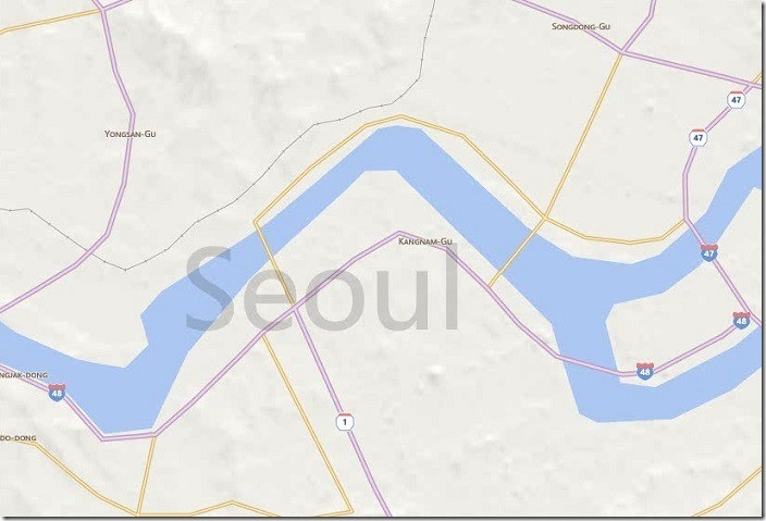 HelloWorld KoreanMapImplementation Previous Bing Maps has been updated with detailed maps of Korea
