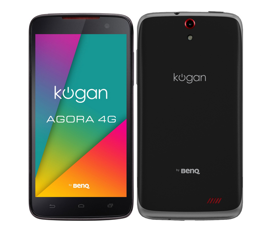 KoganAgora4G Kogans £150 4G Agora Android smartphone comes to the UK
