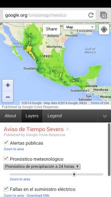 Mexico Crisis Map 220x391 August in Latin America: All the tech news you shouldnt miss from the past month