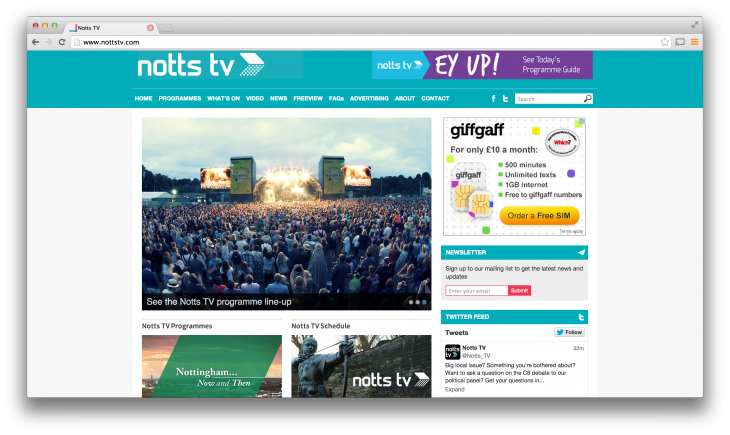 Notts TV 730x435 Why the UKs new local TV stations are doomed to fail