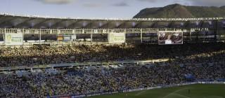Panorama Maracaná Stadium |