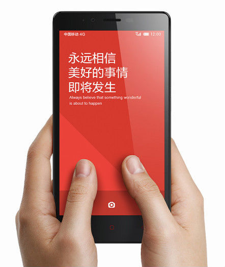 Redmi Note 4G 1 Xiaomi announces a 4G version of its budget phablet, the Redmi Note, for $162