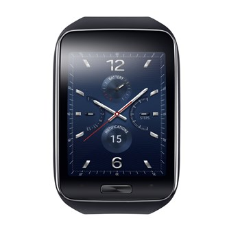 Samsung's new smartwatch, the Gear S, can make calls and go online by itself without a smartphone - The Next Web