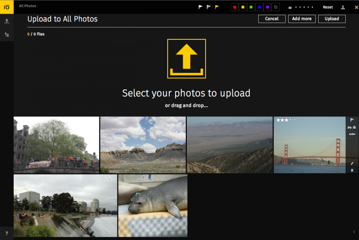 Screen Shot 2014 08 20 at 11.39.52 AM 730x489 Pics.io unveils public beta of Google Drive connected photo management app