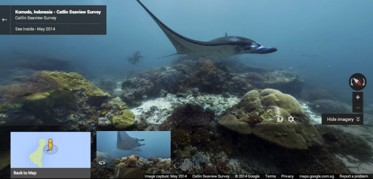 Google-Street-View-Indonesia-Komodo
