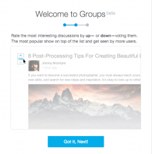 Screen Shot 2014 08 29 at 4.49.55 PM 220x222 500px debuts new discussion groups on its portfolio site