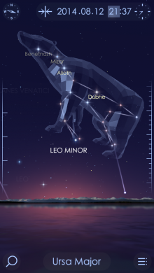 StarWalk2 preview1 220x390 If you like stargazing, youll love Star Walks new universal app for iOS