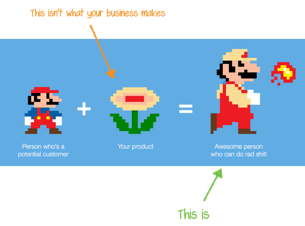 SuperMario Setting the stage: Killer user onboarding starts with a story