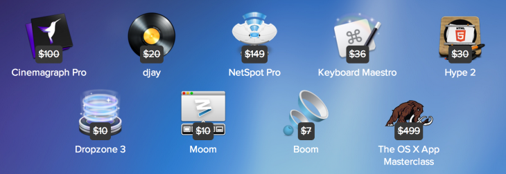 The Award Winning MacLovin Bundle 730x252 Get 95% off 8 great Mac apps in the Award Winning MacLovin Bundle